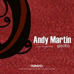 ANDY MARTIN - Gecko (Front Cover)