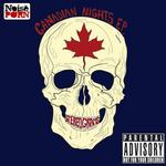 STEREOGRAMS - Canadian Nights EP (Front Cover)