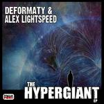 DEFORMATY - The Hypergiant EP (Front Cover)