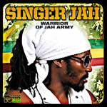 SINGER JAH - Warrior Of Jah Army (Front Cover)