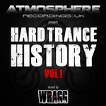 VARIOUS - Hard Trance History Vol 1 (Front Cover)