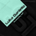 DANIELLO, Luka - Audacity EP (Front Cover)