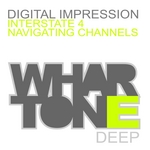 DIGITAL IMPRESSION - New Paths EP (Front Cover)