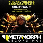 REYNOLDS, Phil/COSTA PANTAZIS - Continuum (Front Cover)