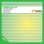 SWING KINGS - Surreal Pill EP (Front Cover)