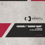 EXIMINDS - Summer Again (Front Cover)