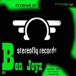 BEN JOYZ - Extreme EP (Front Cover)