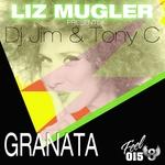 DJ JIM & TONI C - Granata (Front Cover)