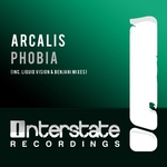 ARCALIS - Phobia (Front Cover)
