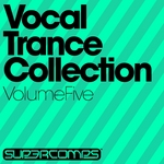 VARIOUS - Vocal Trance Collection Volume Five (Front Cover)