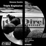 CENTIX, Simone - Triple Explosive (Front Cover)