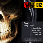 CHAVI - Going To Die EP (Front Cover)