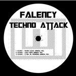 FALENCY - Techno Attack (Front Cover)