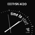 4I20 & EIGHT SIN - Time To Start (Front Cover)