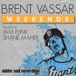 VASSAR, Brent - Weekends (Front Cover)