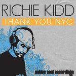 RICHIE KIDD - Thank You NYC (Front Cover)