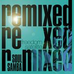 FREEDOM SATELLITE - Soul Samba Remixed (Front Cover)
