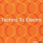 VARIOUS - Techno to Electro Vol. 8 - DeeBa (Front Cover)