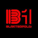VARIOUS - Deepblak presents BLAKTROPOLIS vol 1 (Front Cover)