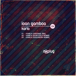 IOAN GAMBOA - Karla (Front Cover)