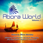 VARIOUS - Abora World Volume 1 (unmixed track) (Front Cover)