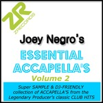 NEGRO, Joey - Essential Accapellas Part 2 (Front Cover)