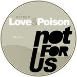 NYTRON - Love & Poison EP (Front Cover)