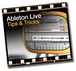 GROOVE 3 INC - Ableton Live Tips & Tricks (Video Tutorial) (Front Cover)