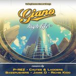 GIANO - High Life EP (Front Cover)