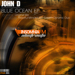 JOHN D - Blue Ocean EP (Front Cover)