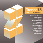 VARIOUS - Trance 75 - 2012, Vol  2 (Mixed Version) (Mix Cut) (Front Cover)