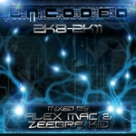 VARIOUS - Encoded 2K8-2K11 Mixed By Alex Mac & Zeebra Kid (Front Cover)