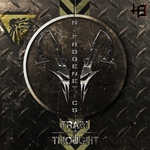 NITROGENETICS - Train Of Thought (The Album) (Front Cover)