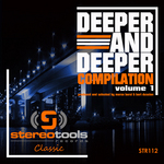 MUSICALMAESTRO - Deeper And Deeper Compilation Vol 1 (Front Cover)