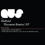 MIDLAND - Placement Remixes EP (Front Cover)