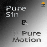 PURE SIN & PURE MOTION - Pure Sin & Pure Motion (Front Cover)