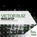 RUIZ, Victor - Riddler EP (Front Cover)