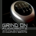 AUDIOBOTZ - Grind On (Front Cover)