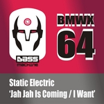STATIC ELECTRIC - Jah Jah Is Coming (Front Cover)