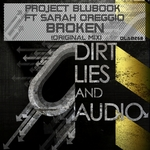 PROJECT BLUBOOK - Broken (Front Cover)