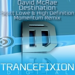 McRAE, David - Destination (Front Cover)
