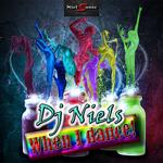 DJ NIELS - When I dance! (Back Cover)
