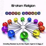 BROKEN RELIGION - Party Suckas (Front Cover)