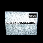 REMUTE - Greek Disaccord (Front Cover)