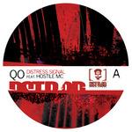 QO - Distress Signal (Front Cover)