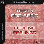 DJ TEGA/DJ PRO BASIC - Fucking Feelings (Front Cover)