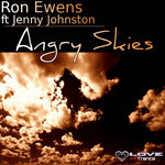 EWENS, Ron feat JENNY JOHNSTON - Anrgy Skies (Front Cover)