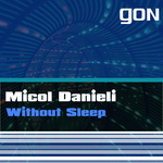 DANIELI, Micol - Without Sleep (Front Cover)