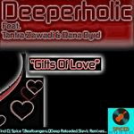 DEEPERHOLIC feat TANTRA ZAWADI & DANA BYRD - Gifts Of Love (Front Cover)