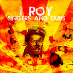 VARIOUS - I Roy Singers & Dubs Platinum Edition (Front Cover)